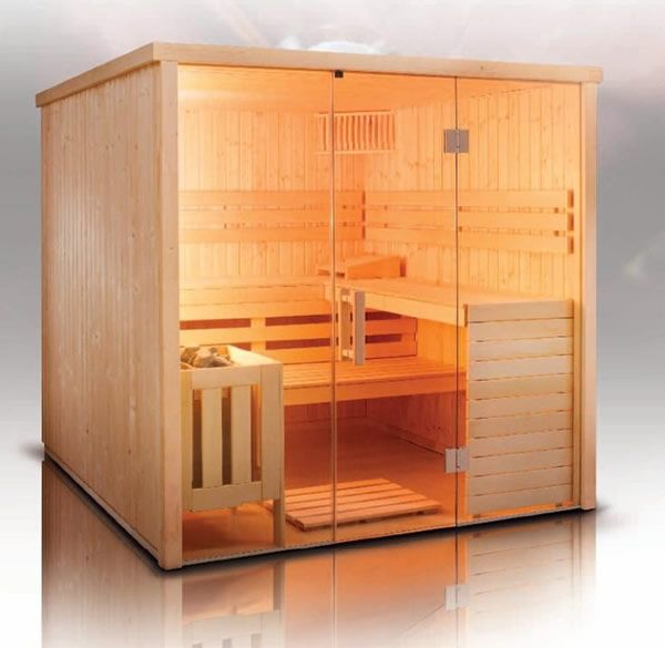 50 Indoor Sauna Designs Ideas and Pictures
