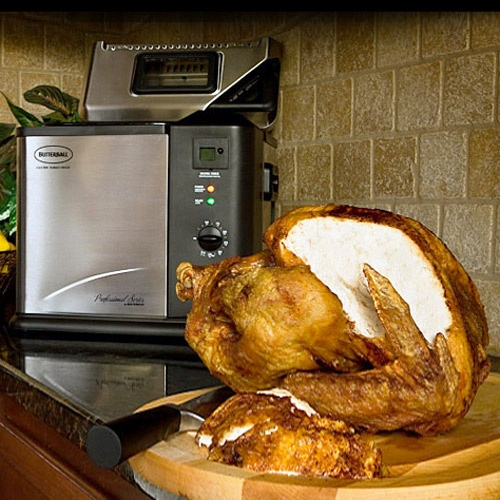 how to clean a butterball turkey