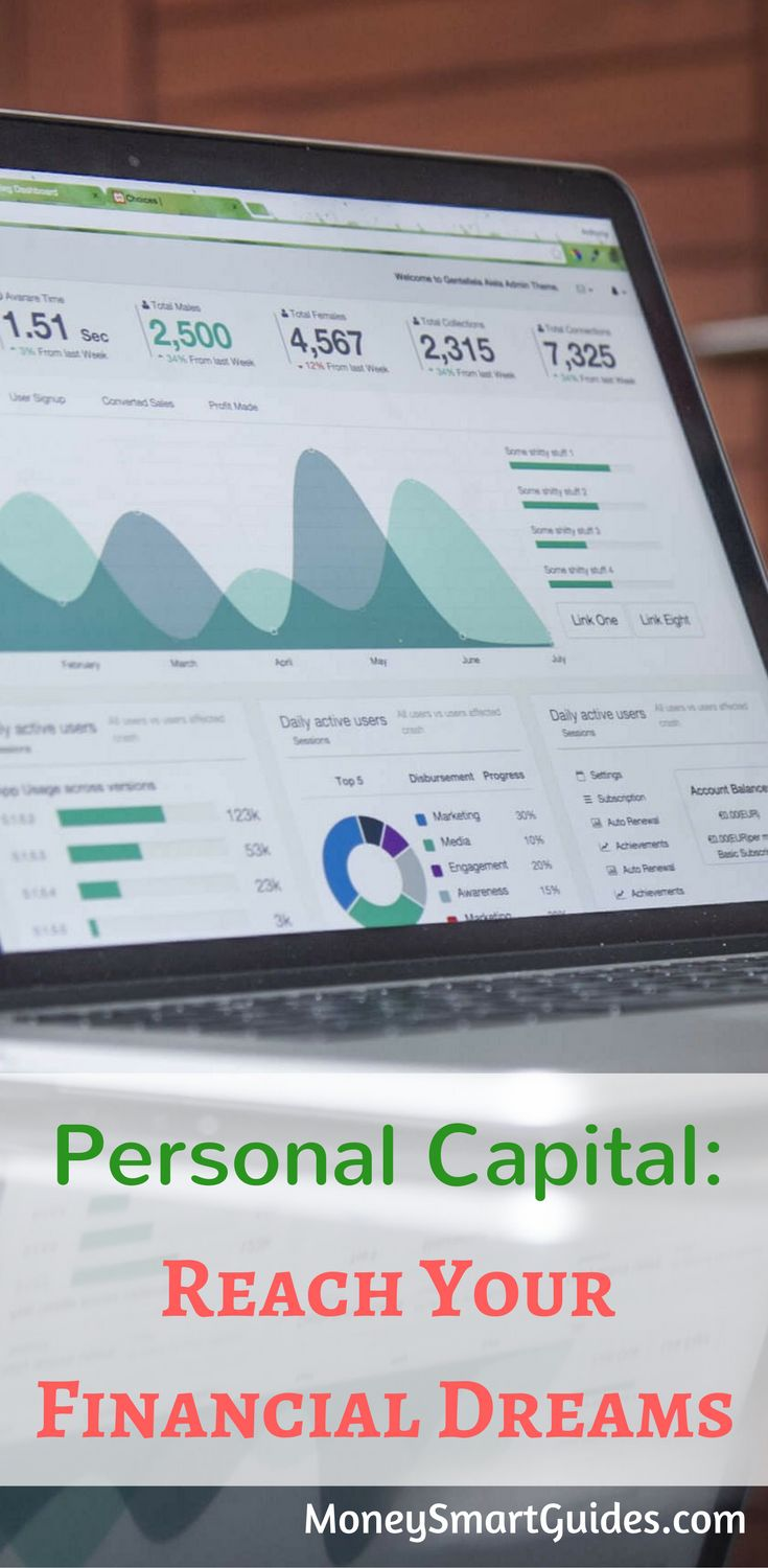 Personal Capital: Reach Your Financial Dreams. I wanted to get ahead with money. I tried out Personal Capital it helps me to that. From budgeting to investing and getting out of debt, Personal Capital helps me to improve my finances and grow my wealth. via @moneysma