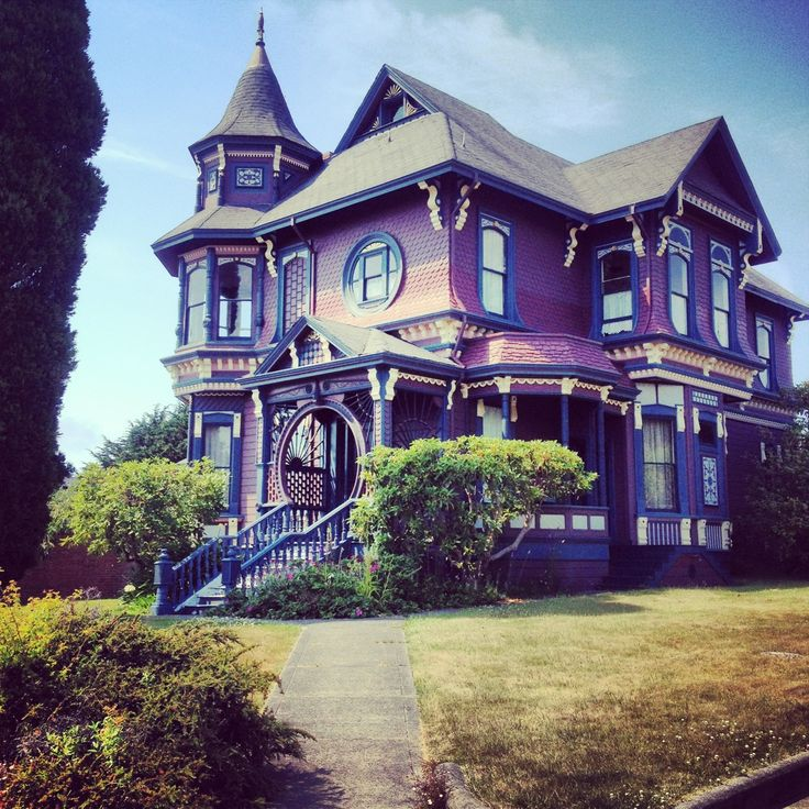 Pin By Nora Mhaouch On Dream Houses: Victorian House