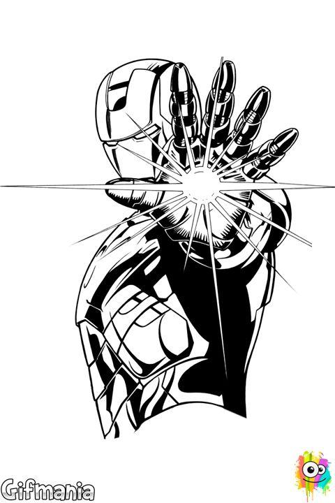 90 Einzigartig Ausmalbild Iron Man Fotos: Best 25+ Dibujos De Iron Man Ideas On Pinterest
