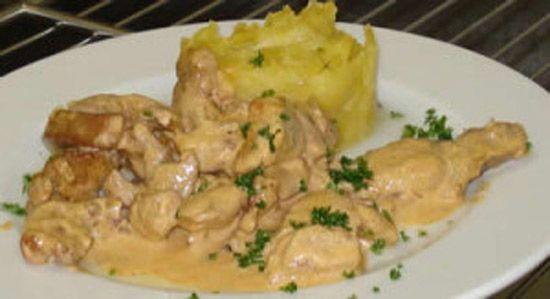 Émincé de dinde à la moutarde avec cookeo, recette simple et facile à réaliser, retrouvez les ingrédients et les étapes de préparation.
