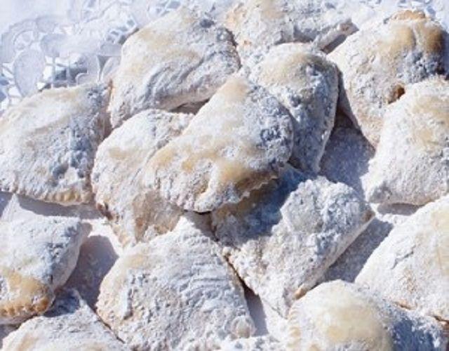 Receita Pastéis Arroz (Ilha Graciosa) | Doces Regionais