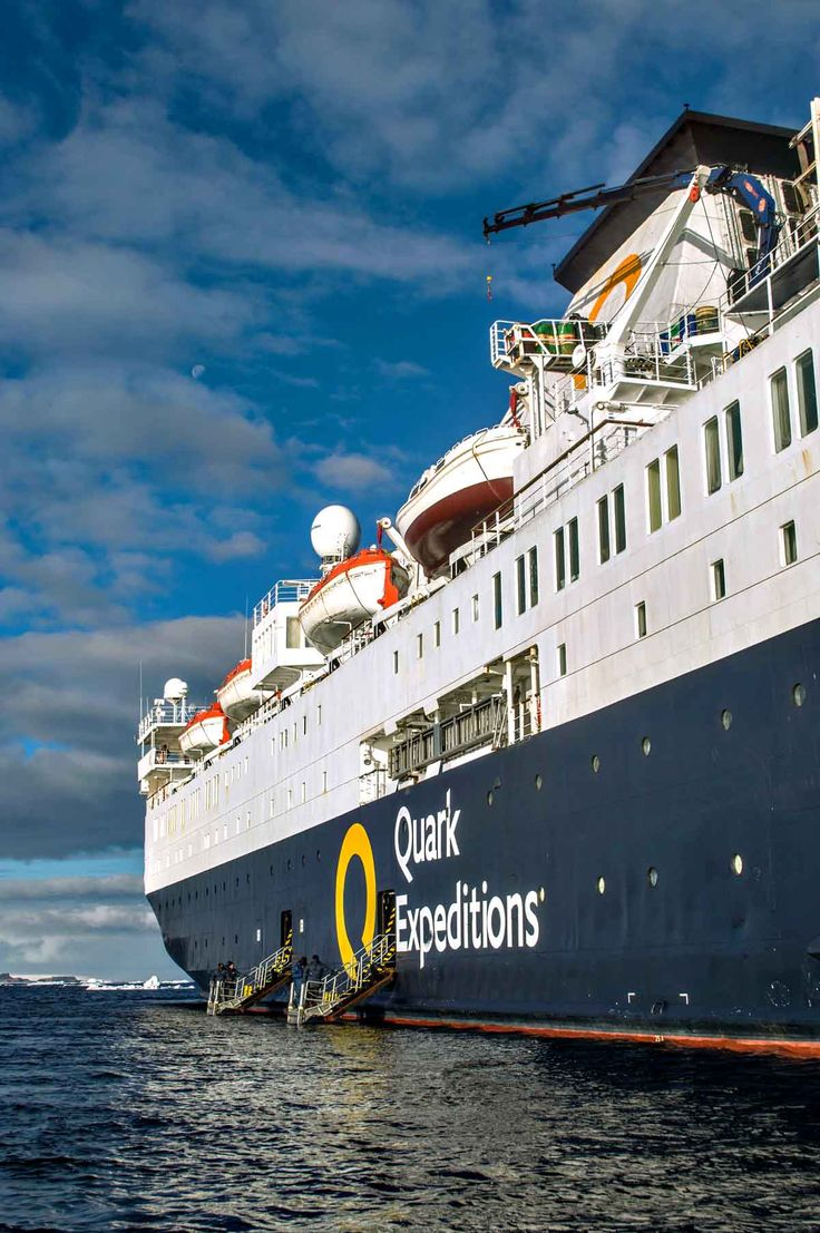 The Ocean Endeavour and Quark Expeditions to Antarctica | heneedsfood.com