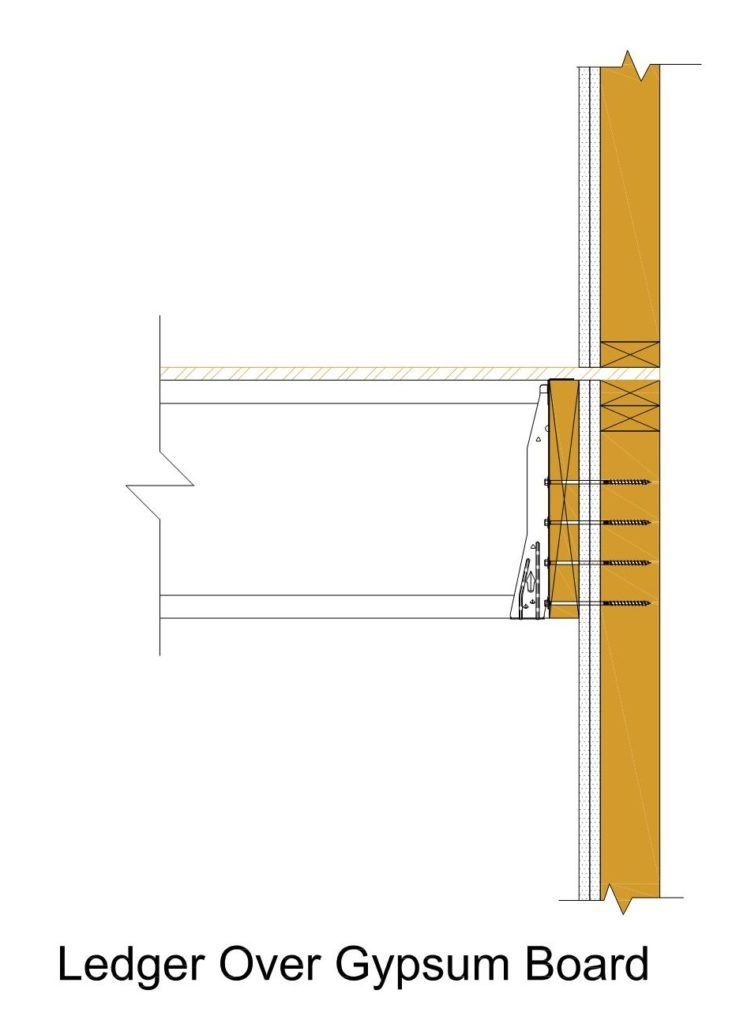 Why Fire Rated Hangers Are Required In Type Iii Wood Frame Buildings Simpson Strong Tie Structural Engineering Blog Structural Engineering Wood Frame Higher Design