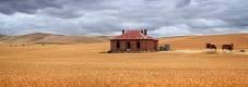 early australian homestead