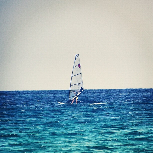surf  #photo #photography #surf #surfer #water #sea #bay #aegeon #greece #greek #wind #blue #horizont #extreme #sport #rider