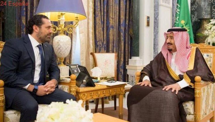 Altos cargos libaneses denuncian que Hariri está detenido en Riad