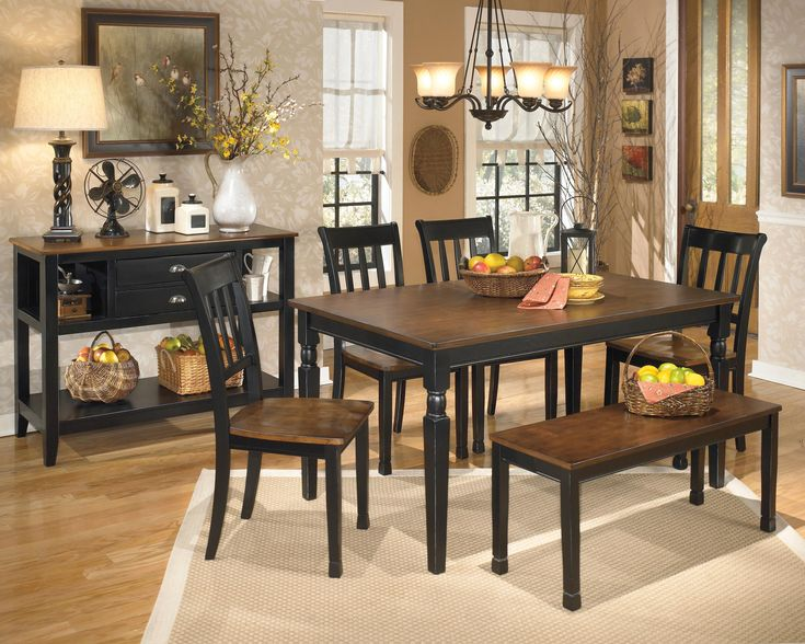 17 Best ideas about Casual Dining Rooms on Pinterest Black