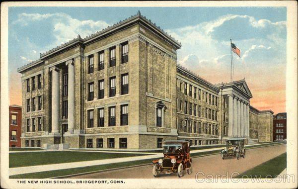 The highschool (now City Hall)