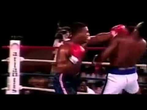 3 легнды бокса: Мухаммед Али, Майк Тайсон и Рой Джонс