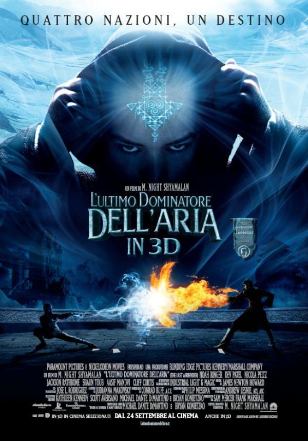 L'ultimo dominatore dell'aria - Film (2010) - More at http://cine-mania.it
