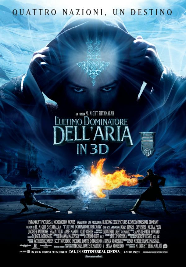 L'ultimo dominatore dell'aria - Film (2010) - More at http://cine-mania.it