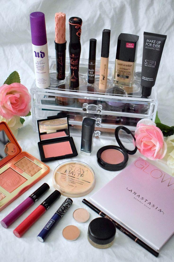 Carolina's Makeup Life : The Summer Makeup Edit For Oily Skin