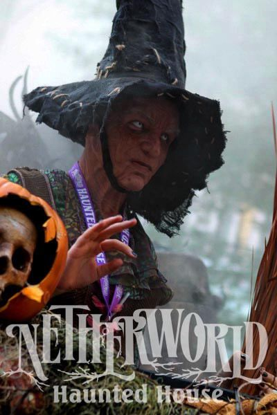 NETHERWORLD Haunted House Dragon Con Parade 2014  Season Of The Witch