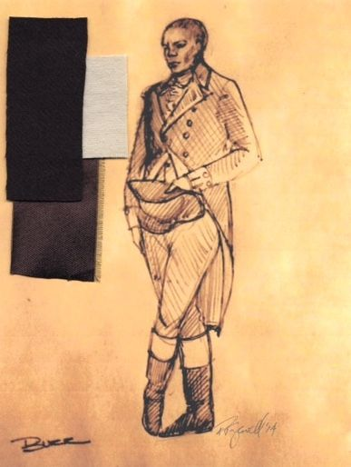 The Costume Design of HAMILTON! on Broadway. Costume Design by Paul Tazewell. - TyrannyOfStyle.com