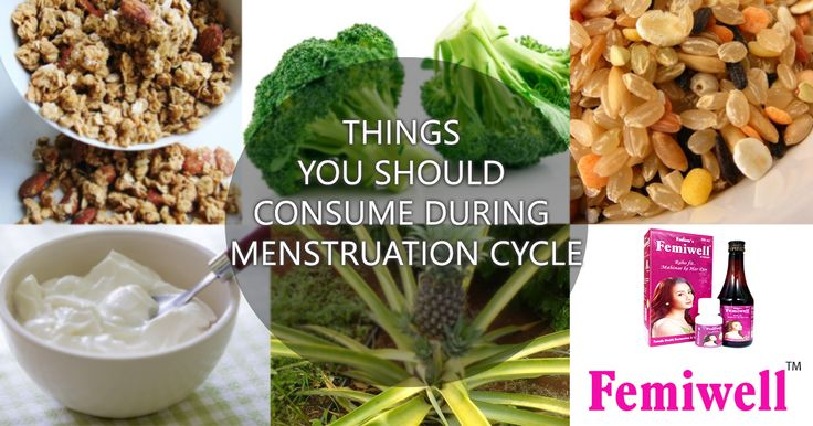 Relieve cramps and bloating with these menstruation-friendly items! #femiwell #iusefemiwell