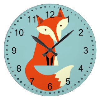 Afbeeldingsresultaat voor klok vos