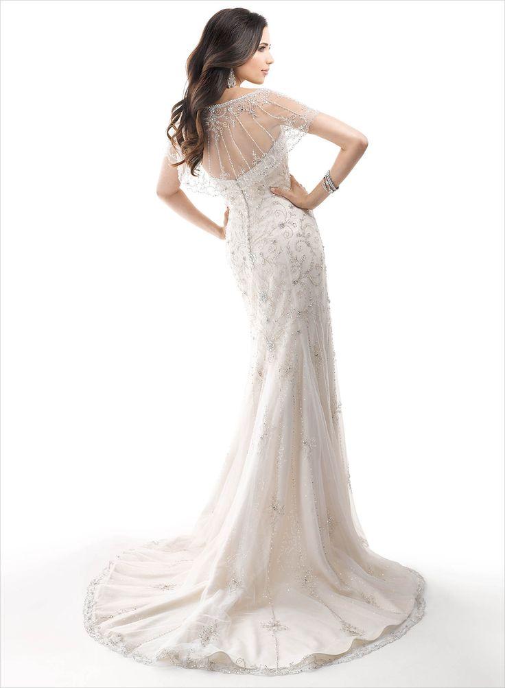 50 best maggie sottero bridal images on pinterest short for Maggie sottero short wedding dress