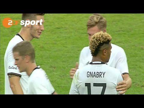 Ab ins Viertelfinale: DFB-Jungs machen's zweistellig | Fußball | ZDF – Olympia…
