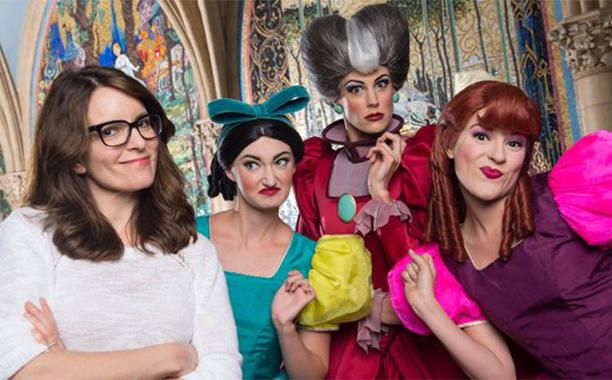 Mean Girls: Tina Fey meets Cinderella's evil family at Disneyworld | EW.com