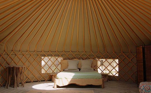 Le Camp, France | Community Post: 20 Decadent Glamping Photos