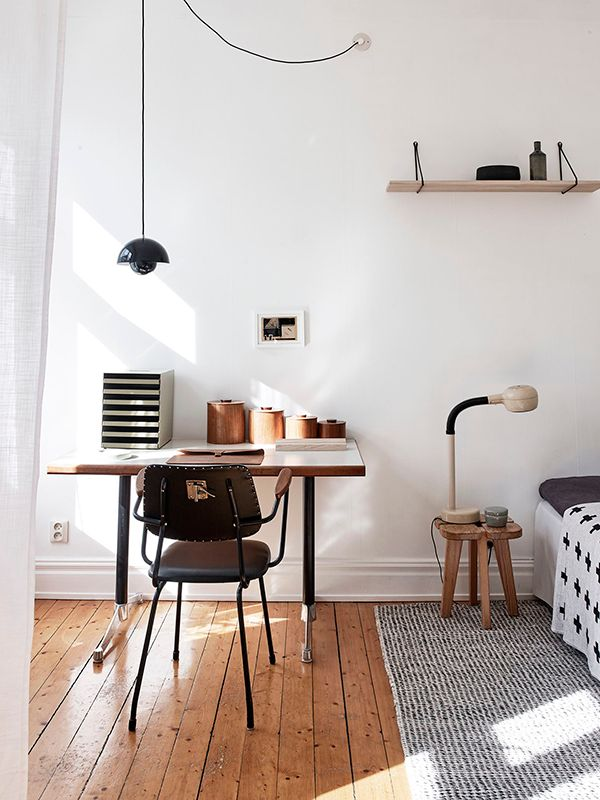 Simple and inviting
