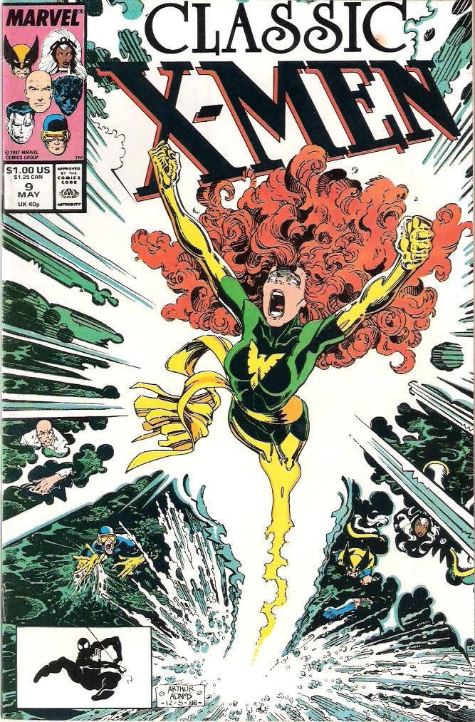 X-Men: Phoenix by Arthur Adams