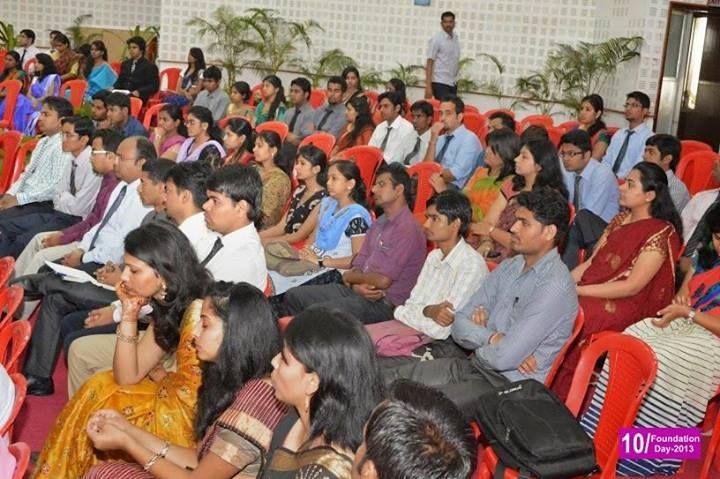 KIAMS celebrates its 24th Foundation Day on November 25, 2013. #MBA #KIAMS #MBAinPune #MBAinBangalore #MBAinKarnataka