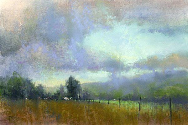Richard Mckinley Pastels
