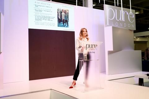Last week I had the honour of being invited to speak at Pure London – the UK's leading fashion trade show. With the-Bias-Cut.com going from strength to strength, I was asked to talk about how I built the business from scratch and why it's my goal to celebrate stylish women of all ages.
