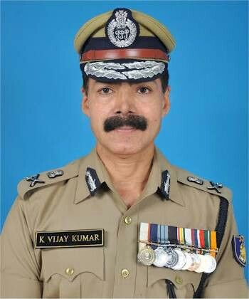 Mr. Vijayakumar IPS #IPS #police #india #Tamilnadu #indian