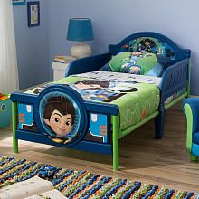 Disney Junior Miles from Tomorrowland 3D Toddler Bed
