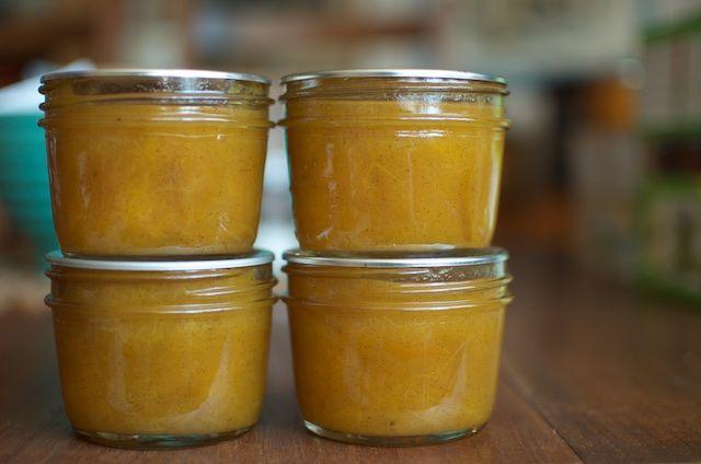 Vanilla Yellow Plum Jam from Food in Jars, Marisa McClellan