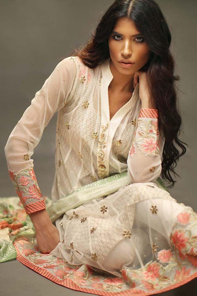 Sania Maskatiya Latest Eid Collection