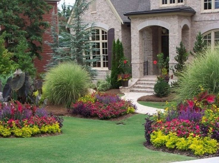 landscaping ideas front yard ranch house drought tolerant garden design pictures with rocks simple for small home