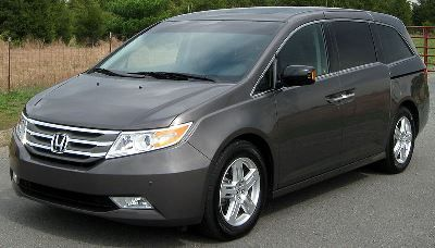 Fact: The first-generation #Odyssey was the first minivan approved for use in the New York City Taxi and Limousine Commission's fleet. #Honda #minivan