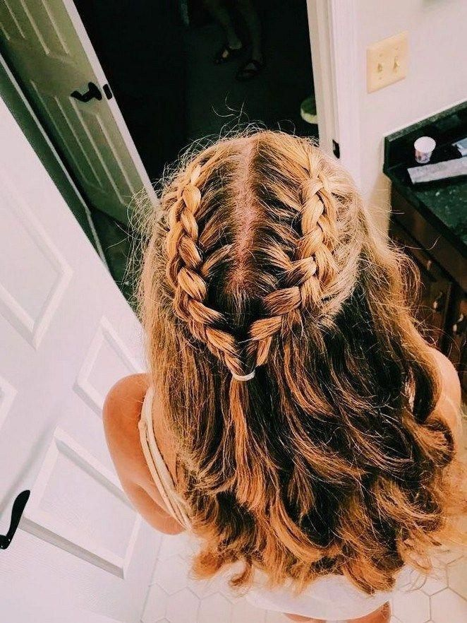 Best 37 Dutch Braid Tutorial For 2019 Latest Season Beauty Tips Hair Hairstyles Haircare Shortha Cute Hairstyles For Short Hair Medium Hair Styles Emo Hair