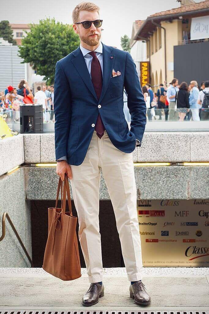 ビジネススタイルのおしゃれは海外男子から伝授!参考にしたいビジネスバッグのスタイル。
