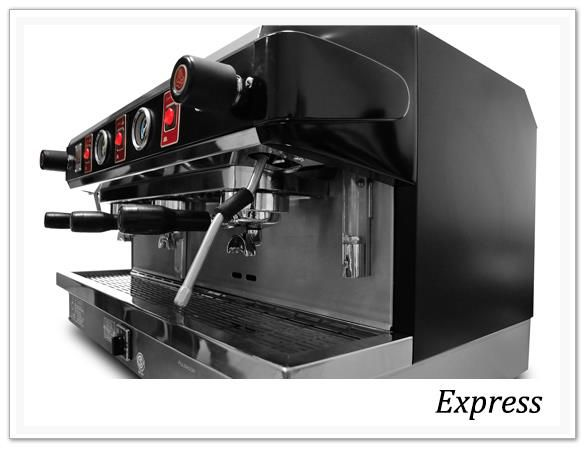 #RiloExpress .Modelo Express. Operación a botonera.