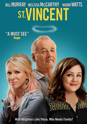 St. Vincent is a movie that surprised me with it's witty dialog and great simple story telling. I have not been a huge fan of Bill Murry's slapstick comedy style. However, he is becoming a great actor in his later stage of career. I can almost say that this is his finest work, ever. A great film to recommend.