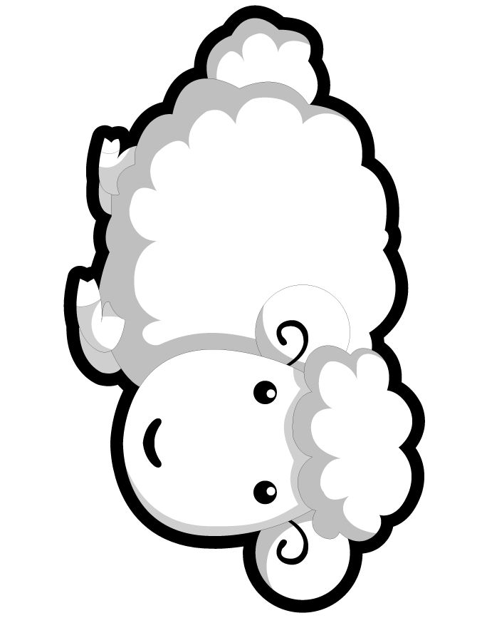 """[fancy_header3]Like this cute coloring book page? Check out these similar pages:[/fancy_header3][jcarousel_portfolio column=""""4"""" cat=""""sheep"""" showposts=""""50"""" scroll=""""1"""" wrap=""""circular"""" disable=""""excerpt,date,more,visit""""]"""