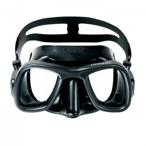 Dive Omer Bandit Black - Planet Multi Store
