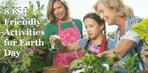 Eco-conscious moms share fun ways to go green as part of the Care.com Interview Series.