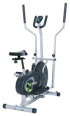 Elliptical Trainer Exercise Fitness Machine Cardio Bike Workout Stair  Climber