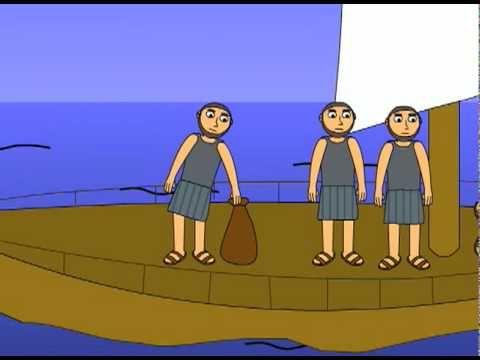 The Odyssey animation. #inEnglish
