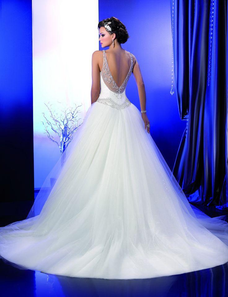 Cliquez pour zoomer - Robes de mariée Kelly Star 2016 - 166-23 : Référence : 166-23 - 166-23