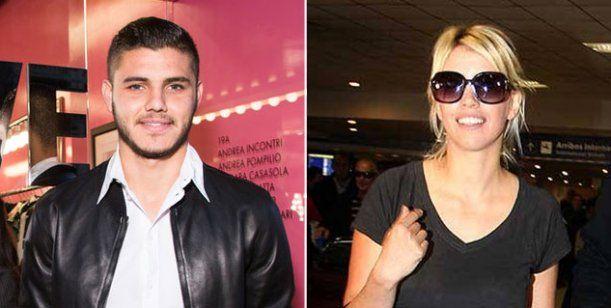 """Mauro Icardi habría invitado a Wanda Nara a vivir juntos en Milán - Dale un """"Me gusta"""" y contanos: ¿el futbolista está locamente enamorado de la modelo? http://www.diarioveloz.com/c109256"""