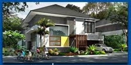 proyek di cluster like side home sentul city bogor on Behance