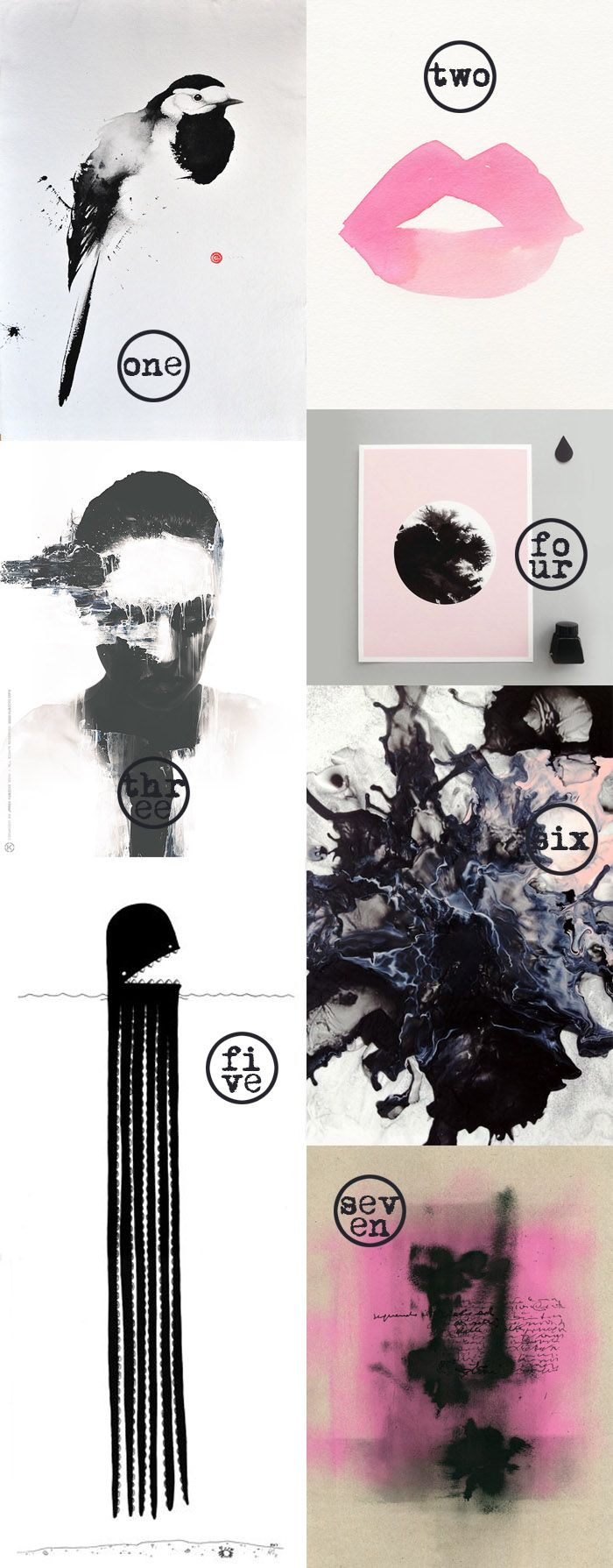 Art Inspiration: May 1. Karl Mårtens | 2. Jason Brooks | 3. Jarek Kubicki | 4. Sketch ink | 5. Keith Noordzy | 6. Michael Chase | 7. Emilio Nanni